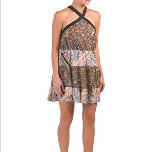 Bcbg Printed Dress